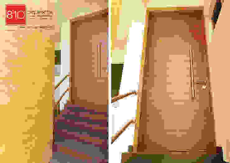Portas e janelas modernas por 810 Arquitectos Moderno