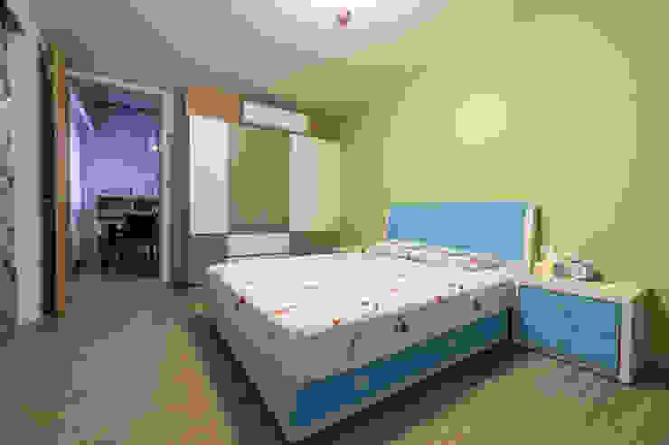 小孩房 根據 果仁室內裝修設計有限公司 簡約風