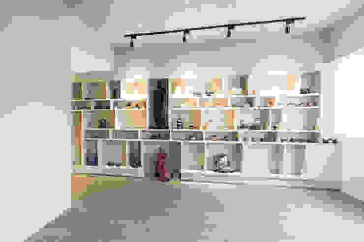 蒐藏展示 根據 果仁室內裝修設計有限公司 簡約風