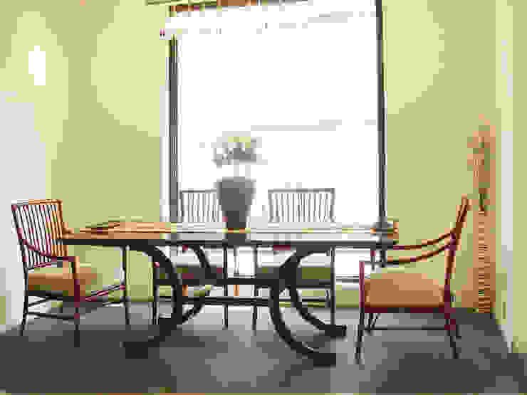 餐桌展示間 根據 果仁室內裝修設計有限公司 工業風