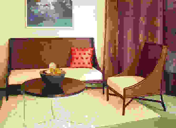 一樓沙發展示 根據 果仁室內裝修設計有限公司 工業風