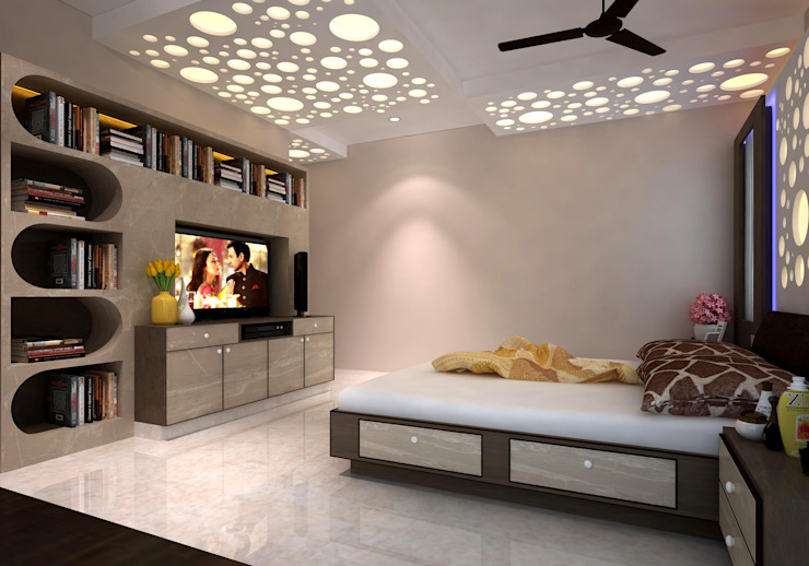 12 Different Styles Of Bedrooms For Indian Houses Homify