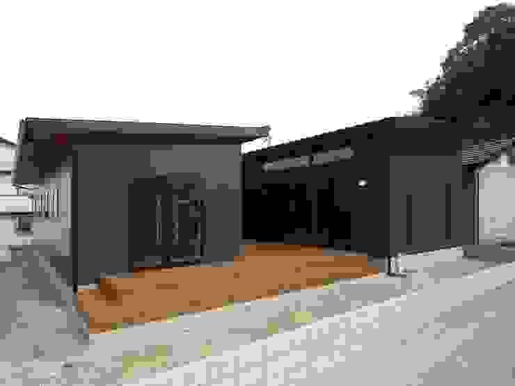 Maisons originales par ai建築アトリエ Éclectique