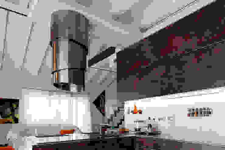 Andrea Picinelli CocinaEstanterías y gavetas