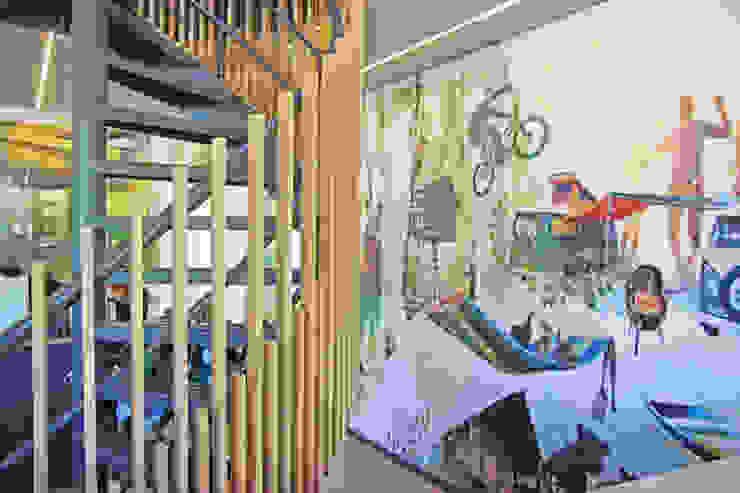 Receptie Ter Spegelt Moderne hotels van INinterieurs Modern