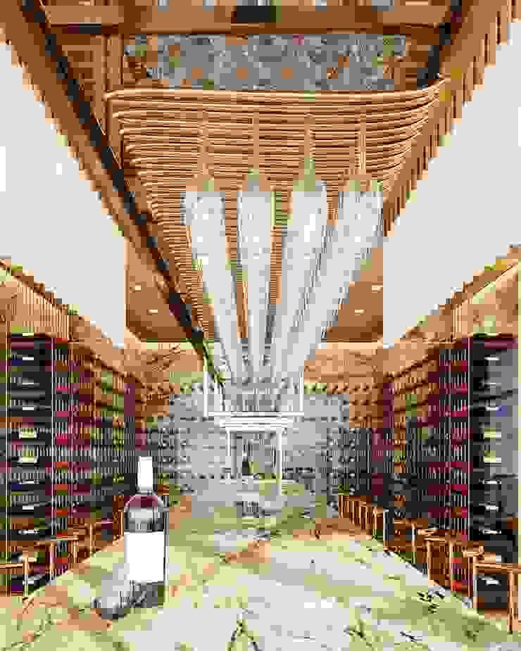 Wine bar โดย TOFF (Thailand) Company Limited