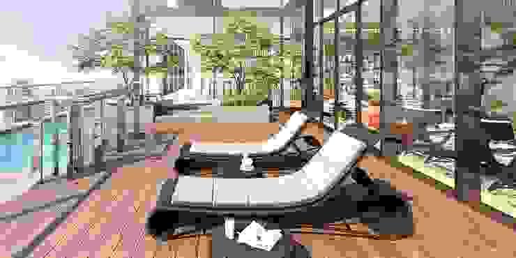 Main balcony โดย TOFF (Thailand) Company Limited