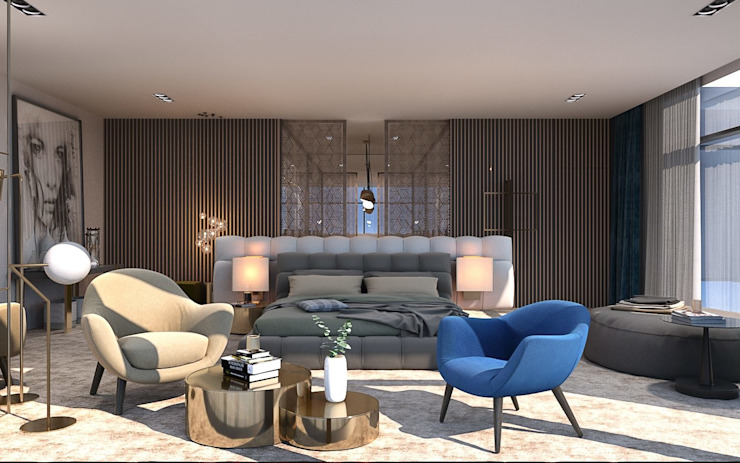 Master bedroom โดย TOFF (Thailand) Company Limited