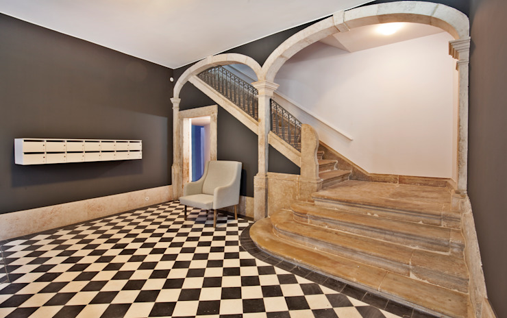 classic  by Pureza Magalhães, Arquitectura e Design de Interiores, Classic