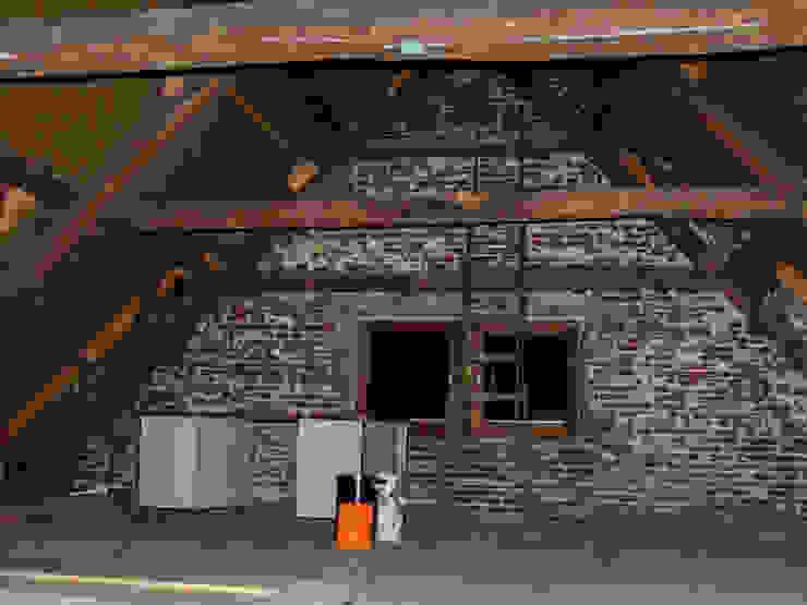 De zolder werd voorheen alleen als opslagruimte gebruikt van Jules Design & Development