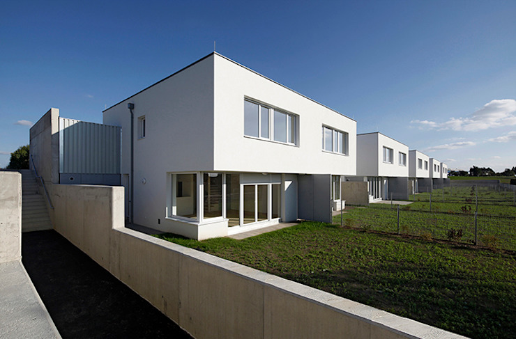 Houses by illichmann-architecture