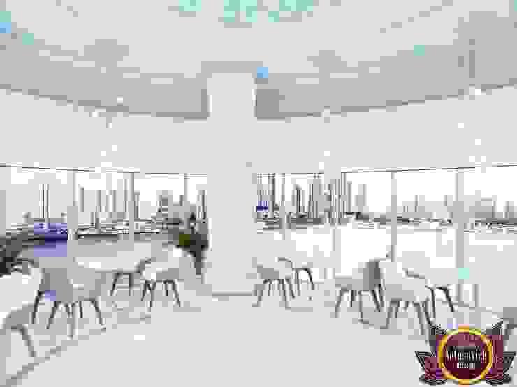 Private clinic Interior design from Katrina Antonovich by Luxury Antonovich Design Modern