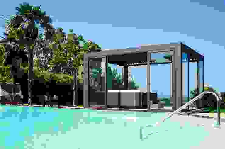 Modern garden by Aquazzura Piscine Modern