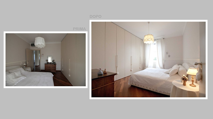 Camera matrimoniale di Paola Marcolli