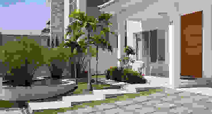Rumah oleh Virna Carvalho Arquiteta, Modern
