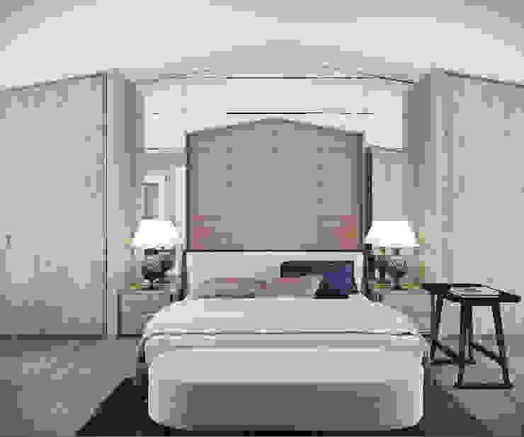 Yatak odası / Bedroom fatih beserek Modern Yatak Odası