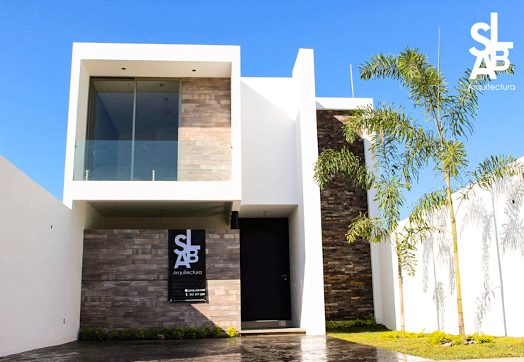 Houses by Slab Arquitectos