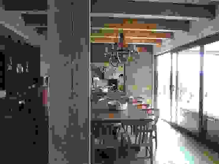 Modern Dining Room by David y Letelier Estudio de Arquitectura Ltda. Modern