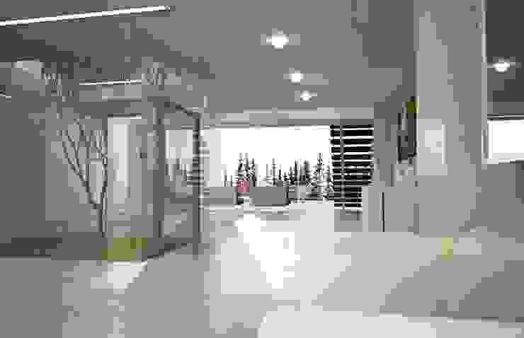 Salas modernas de MACC PROYECTS Moderno