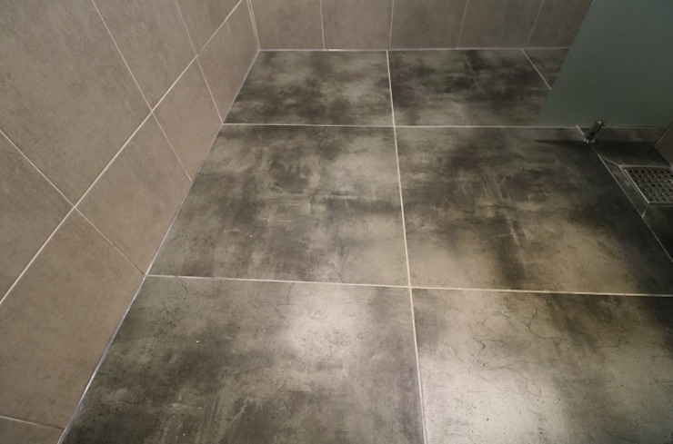 해운대구 좌동 효성코오롱아파트 모던스타일 욕실 by 예가컴퍼니 모던
