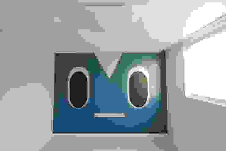 해운대구 좌동 효성코오롱아파트 모던스타일 미디어 룸 by 예가컴퍼니 모던