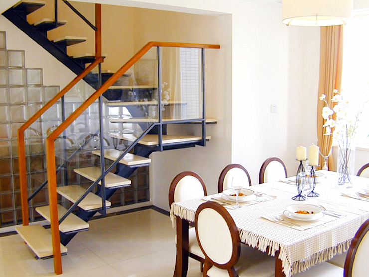 明亮餐廳 Classic style dining room by 果仁室內裝修設計有限公司 Classic
