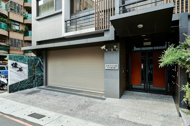 Houses by CCL Architects & Planners林祺錦建築師事務所, Modern