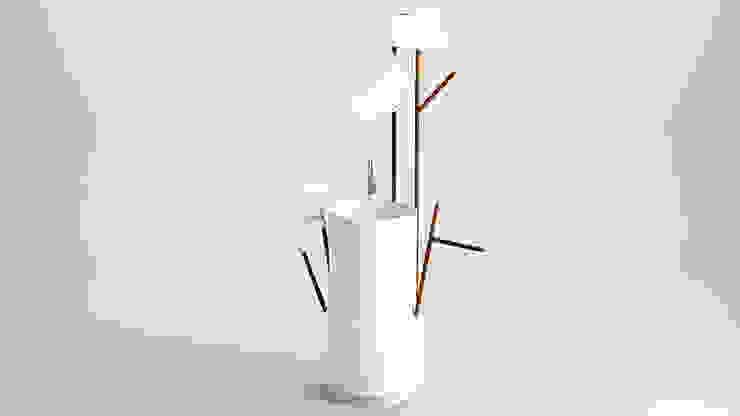 Lavabo Butler di DiciannoveDieciDesign Moderno