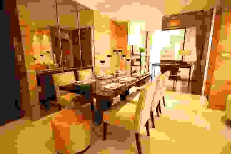 餐廳 根據 CCL Architects & Planners林祺錦建築師事務所 現代風