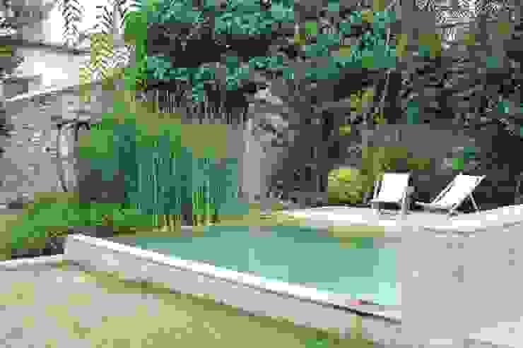 PISCINAS NATURALES jardinista Piscinas de estilo tropical