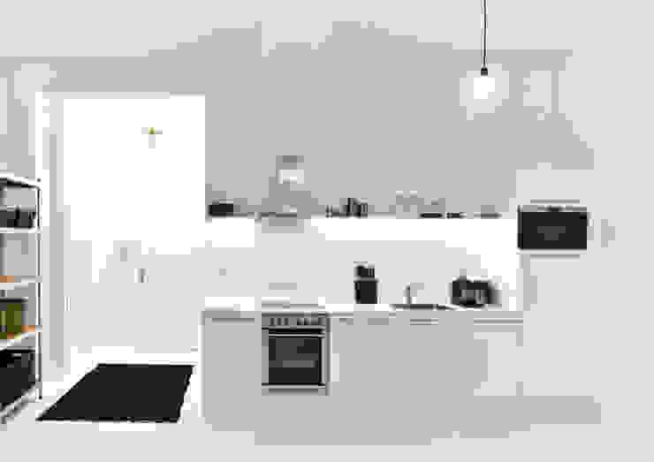 مطبخ تنفيذ freudenspiel - Interior Design, حداثي