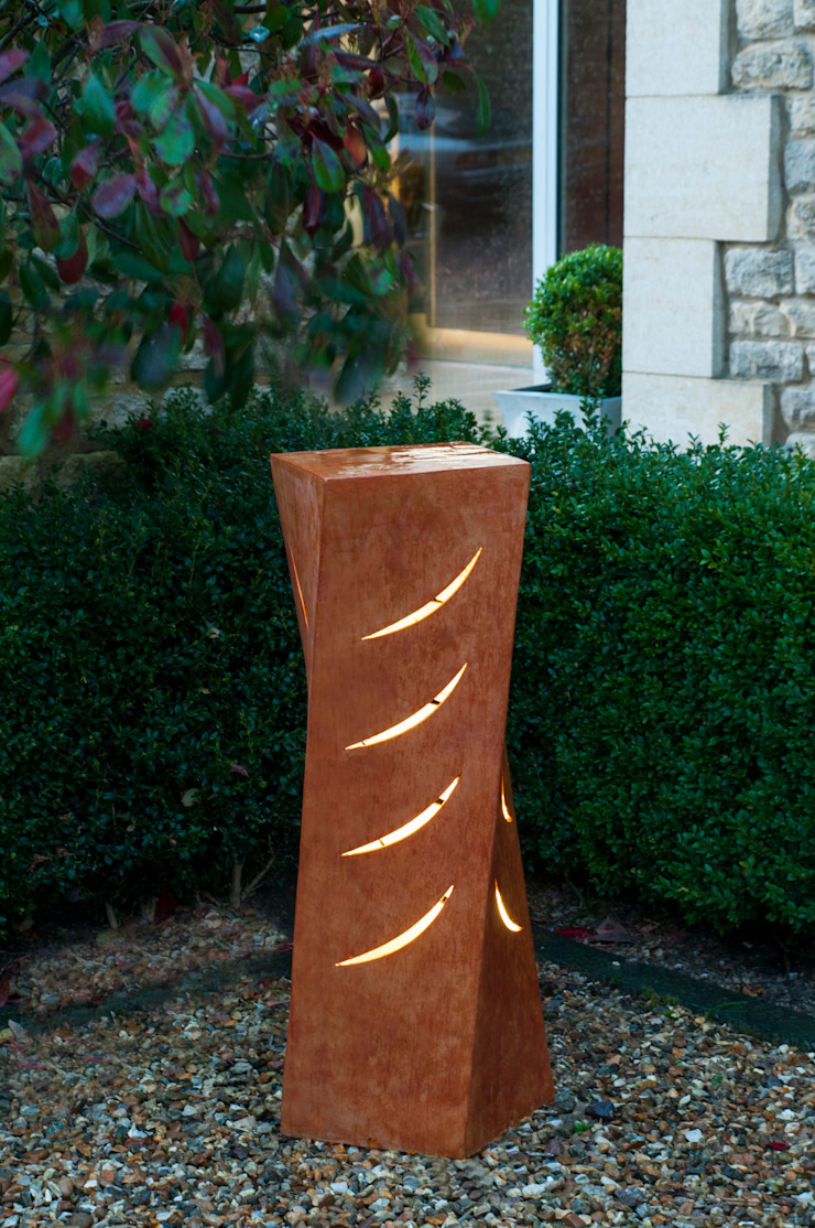 The Furtho in Sienna Haze: modern  by Jalu Ltd, Modern