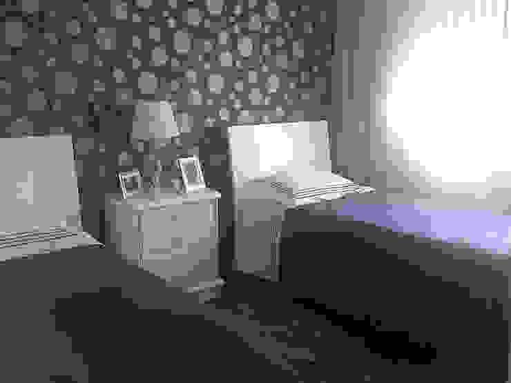 Interior Design + Ligthing—Patricia Armellei Modern Bedroom by Patricia Armellei Arquitetura Modern