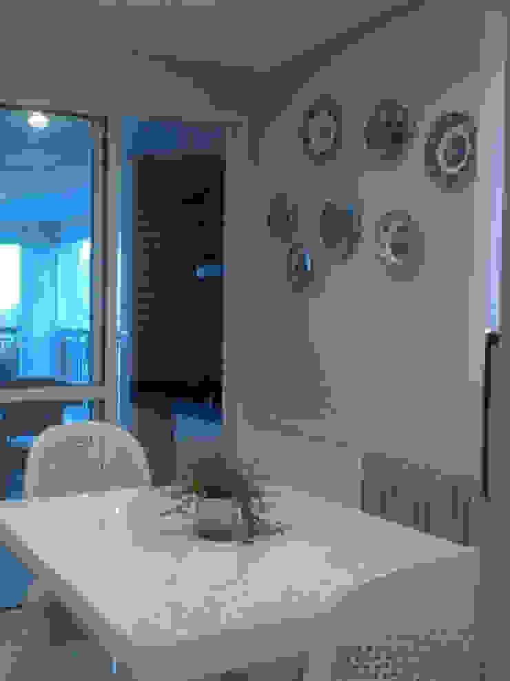 Interior Design + Ligthing—Patricia Armellei Modern Kitchen by Patricia Armellei Arquitetura Modern