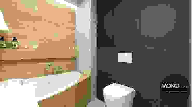 Minimalist bathroom by MONOstudio Minimalist