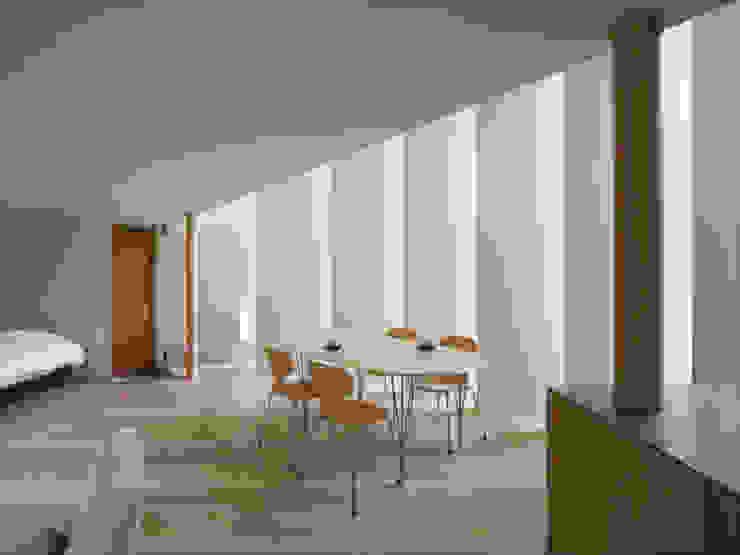 Phòng ăn phong cách hiện đại bởi 藤原・室 建築設計事務所 Hiện đại
