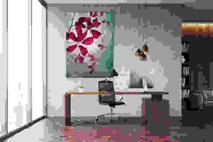 Oficinas de estilo  por freiraum Akustik , Moderno