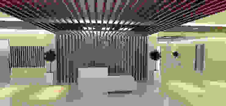Mortuary Project Moderne Häuser von Interiorista Teresa Avila Modern