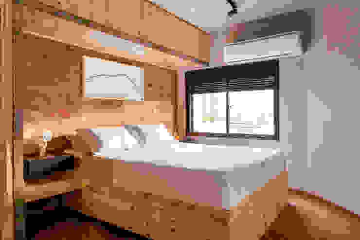 Tripper Arquitetura Modern Yatak Odası