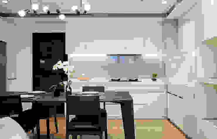 Lin's Residence 林宅 根據 構築設計 現代風