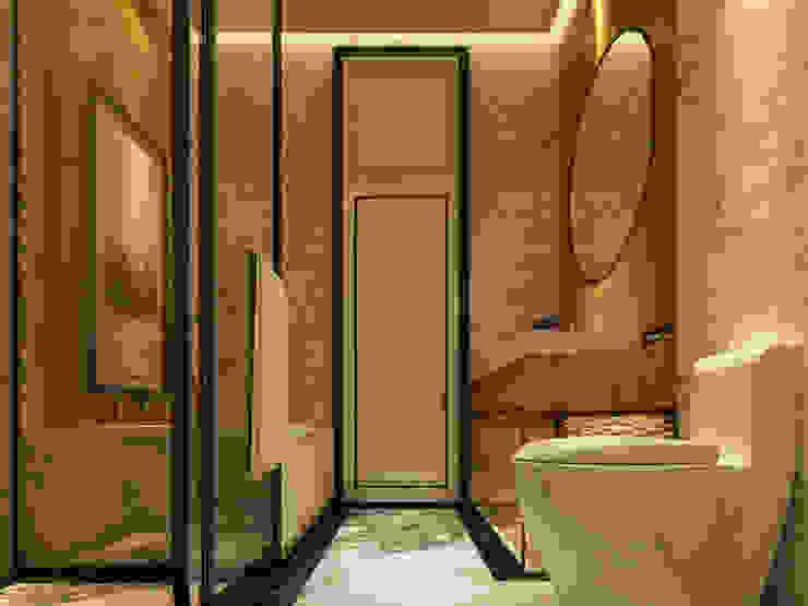 朱水集思-北京磐古七星酒店 根據 舍子美學設計有限公司 隨意取材風