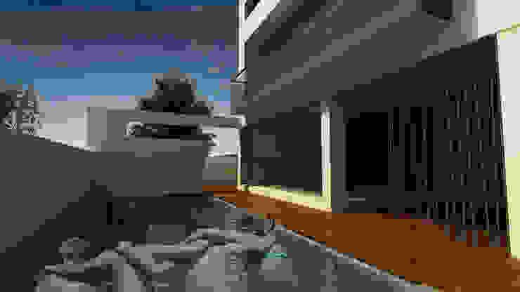 Maisr Arquitectura e Reabilitação, lda. Modern pool
