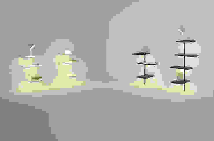 Suite Table de Vibia de Años Luz Iluminación de Vanguardia Moderno