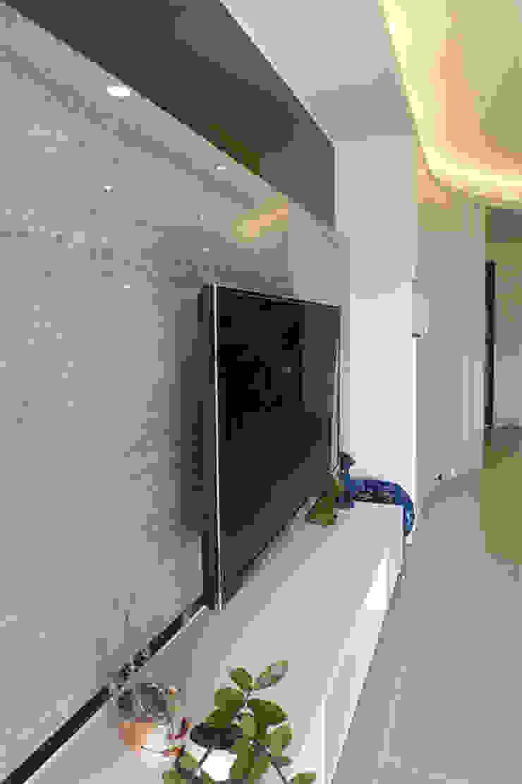 萩野空間設計 Minimalist living room