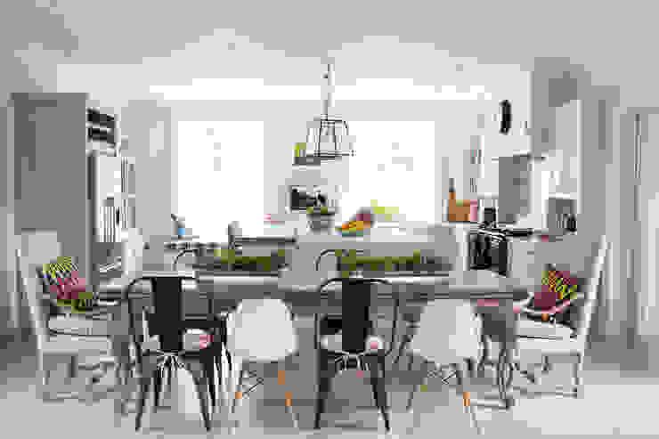 Kitchen by Thompson Clarke