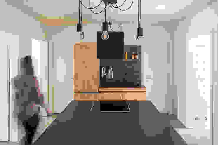 Sehw Architektur Hotel Minimalis Kayu Wood effect