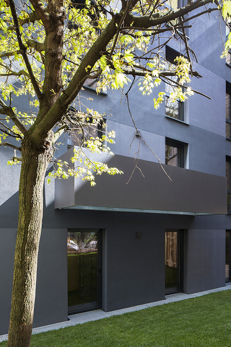 Sehw Architektur Hotel Minimalis Grey