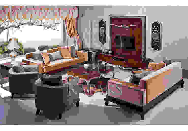 Kapars Mobilya & Dekorasyon Livings de estilo clásico