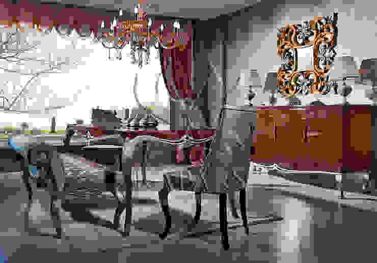 Kapars Mobilya & Dekorasyon Classic style dining room