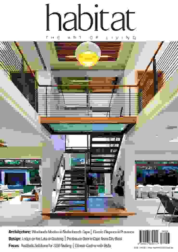 Project Stellenbosch Modern Corridor, Hallway and Staircase by Dear Zania Interiors Modern